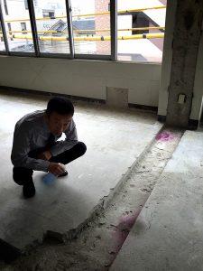 コンクリート中性化チェック