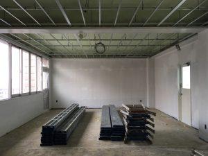 第一期内装工事|経過①