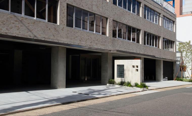 円昭ビルご案内-駐車場